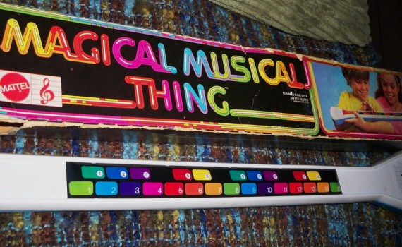 magical musical thing toys